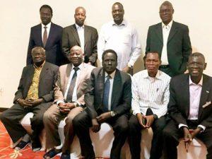SSOA Leaders