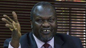 Dr. Reak Machar